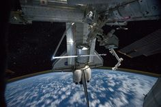 Space shuttle era ends with Atlantis - The Big Picture - Boston.com #nasa #shuttle #space #atlantis