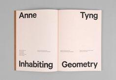 Anne Tyng - Full-Time/Part-Time Design Studio