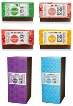 design work life » cataloging inspiration daily #packaging #print