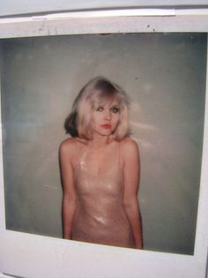 That Obscure Object #harry #debbie #polaroid