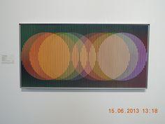 Cruiz-Diez #abstract #cruiz #artbasel #120000 #painting #art #diez
