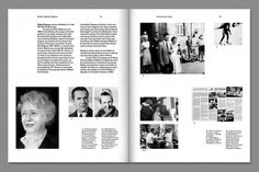 Manuela Dechamps Otamendi | Baucher - Blondel - Filippone #spread #layout #book