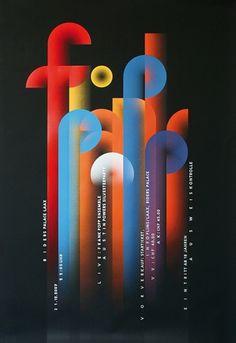 Frank Popp Ensemble : Remo Caminada – graphic design #typography #poster #switzerland #remo caminada