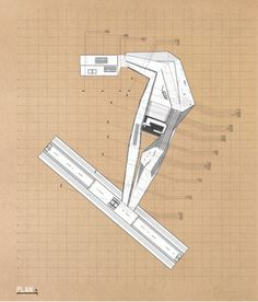 Adrineh Asadurian : Waiting For Architecture #plan #architecture