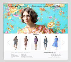 YO Vintage Website | Namesake