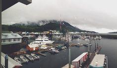 Ketchican, Alaska #nick #boats #pier #alaska #sickelton #ketchican #cruise #photography #ling #nicksickeltoncom #dock