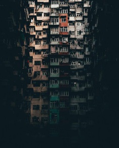 Stunning Urban and Architecture Photography by Jordan Evans