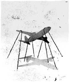 DAN CASSARO - YOUNG JERKS - Design/Animation/Illustration #illustration #airplane
