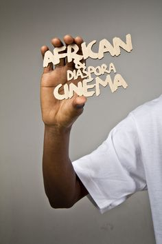 AFRICAN & DIASPORA CINEMA Pt. 2 on Typography Served #type #image