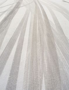 |CarlesPalacio Photography| #carretera #white #snow #road #roderas #gelat #marcas #neu #blanc