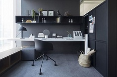 Centaline Property Office: An Office Comes Out of Mondrian's Painting 10