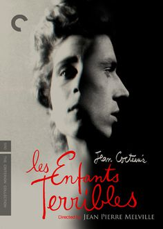Les enfants terribles (1950) The Criterion Collection #dvd #film #cover #movie #wrap #documentary