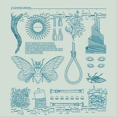 illustration, ramona lisa, NIKOLAY SAVELIEV, album art