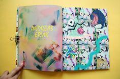 Jwrnl (Issue 2) #hellow #mexico #art #fashion #editorial #magazine
