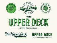 Upper Deck Branding - Kroneberger Studio