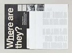 Issue magazine | Cartlidge Levene #print #design #typography
