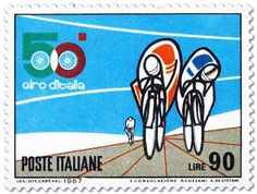 grain edit · modern graphic design inspiration blog + vintage graphics resource #stamps #bike