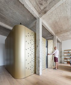 Voltaire Apartment in Paris by SABO Project 1