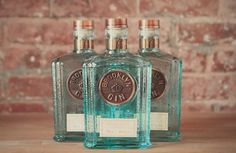 Brooklyn Gin About Us #packaging #gin