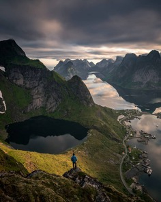 Beautiful Adventure and Outdoor Photography by Terry Zhang