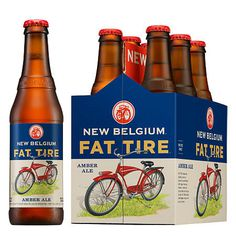 New Belgium #packaging #beer