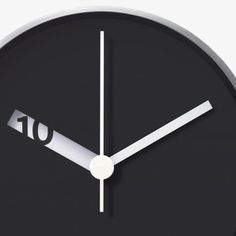 Extra Normal Wall Clock #tech #gadget #ideas #gift #cool