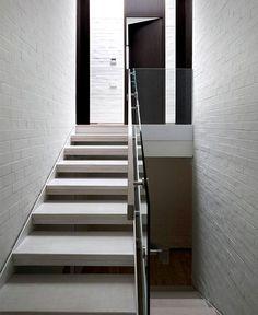 Ark House by Drozdov & Partners - #decor, #interior, #homedecor, #house, #home, #stairs