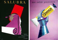 grain edit · Vintage Posters by Donald Brun #vintage #poster