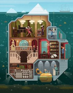Pixel Art. 2014. on Behance #design #graphic #pixels #pixelart