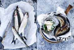 Herring #styling #plating #provence #food #photography