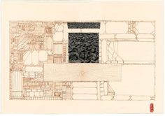 Rachel Mosler #architecture #drawing