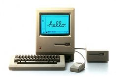 The Macintosh : Design Is History #macintosch #design