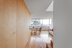 227 Flat by OODA. #livingroom #minimal #ooda