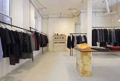 Folk Clothing by IYA Studio #interior #design #store