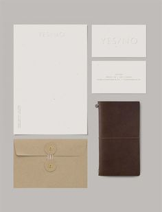 Yes/No mabu — Design #yesno