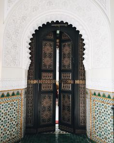 #arabesque #door