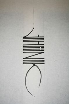 All sizes | think. | Flickr - Photo Sharing! #calligraphy #think #greg #papagrigoriou #typography