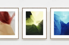 100 Movement Prints - IPPINKA A twenty-one- year-old Danish artist took hundreds of photos to capture the proper photos for the ten available prints. The artist worked with very little, electing to have colour drive the art, along with the look of movement, in order to create a bold.