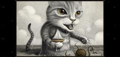 Jess Russ #cat