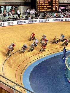 Untitled | Flickr - Photo Sharing! #velodrome #aaron #iphone #photography #cycling