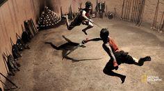 Kalaripayattu Fighters, India
