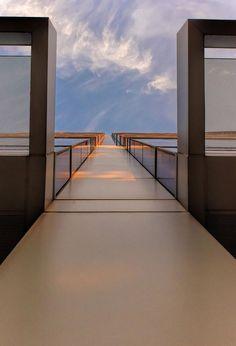 Vertically Modern by Charles Landis