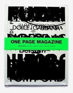 ohwrd #print #design #magazine