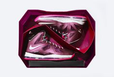 nike crown jewel packaging #inspiration #creative #shoes #packaging #design