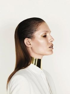 Nadja Bender by Jens Langkjaer for Designers Remix Campaign #fashion #photo #girl #beauty