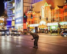 Insert Coins: Melancholy and Sad Reality of Las Vegas by Christian Lutz