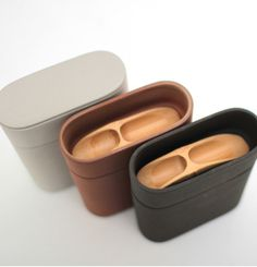 Tea Caddy Set by Afterroom #design #minimal #tea #set