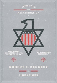 Invitation To An Assassination #assassination #kennedy #robert #invitation
