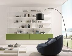 iSaloni 2013 with Gruppo Euromobil #interior #furniture #design #industrial