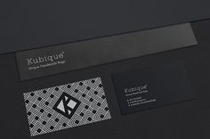 Kubique™ on Behance #pattern #business #print #identity #logo #cards